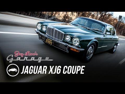 1975 Jaguar XJ6 Coupe - Jay Leno's Garage
