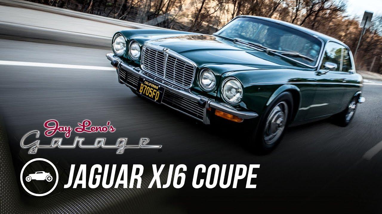 jaguar xj6 coupe restoration