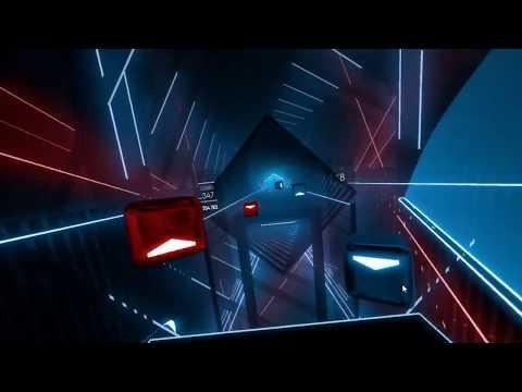 (Beat Saber Custom)Dreamcatcher - Lucky Strike (Maroon 5 Cover)