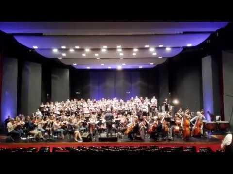 Un poco di Morricone (1/2) soprano, choeur et orchestre