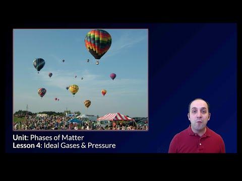 K-Chem 3.4: Ideal Gases & Pressure