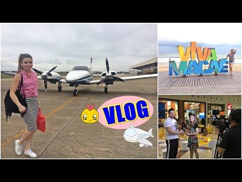 Vlogão Viagem Relâmpago MACAÉ-RJ, praia, leitoras... | Paloma Soares