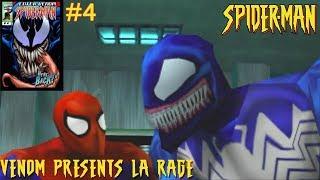 Baixar Venom presents : LA RAGE - Spiderman Playstation #4