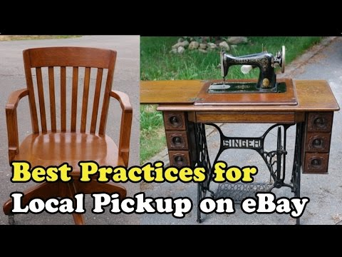 Scavenger Life Episode 228: Best Practices for Local Pickup on eBay