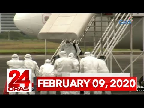24 Oras Weekend Express: February 9, 2020 [HD]