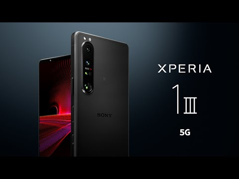 Xperia 1 III Official Product Video - Speed and beyond
