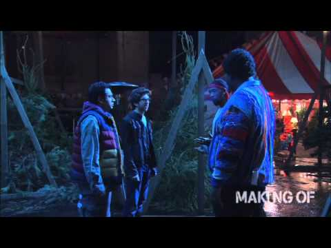 On-Set Footage, 'A Very Harold & Kumar 3D Christmas'