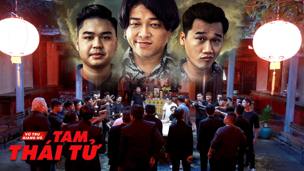 TAM THÁI TỬ | Making Film | Episode 1