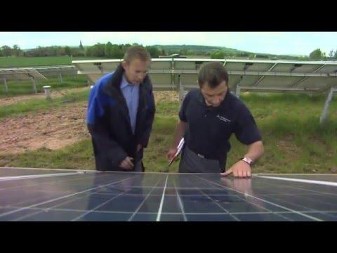 Solar Testing