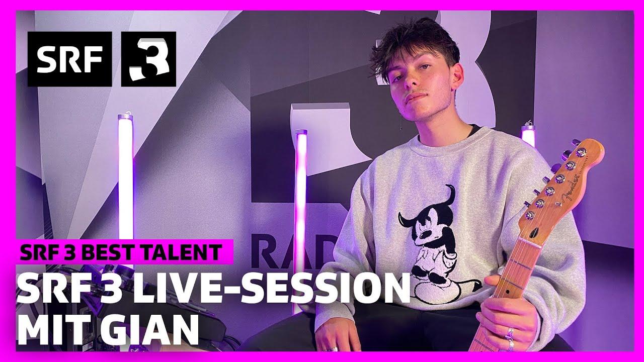 """GIAN ist das """"SRF3 Best (Multi-)Talent"""" April 2021"""