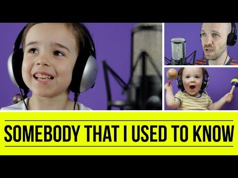 Somebody That I Used to Know (Gotye) | FREE DAD VIDEOS