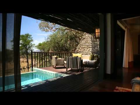 Four Seasons Safari Lodge, The Serengeti, Tanzania, Africa