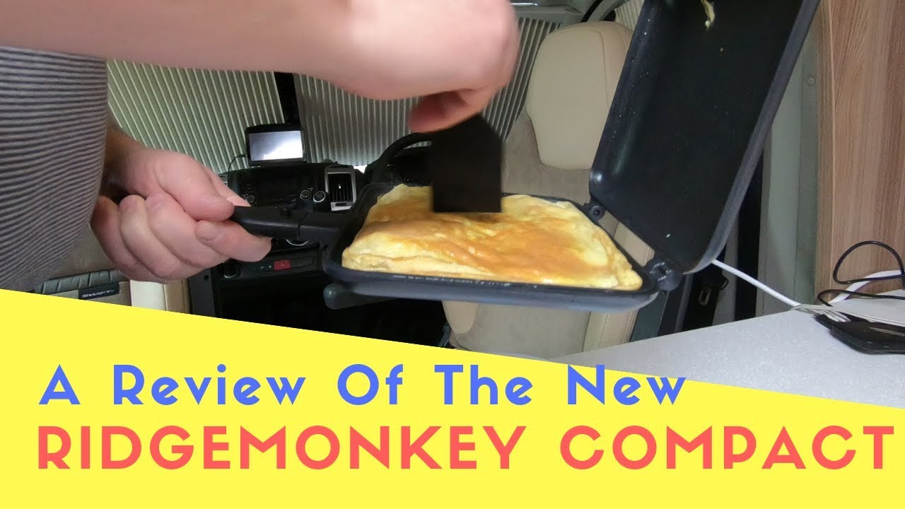A Review Of The New Ridgemonkey Connect Compact XL