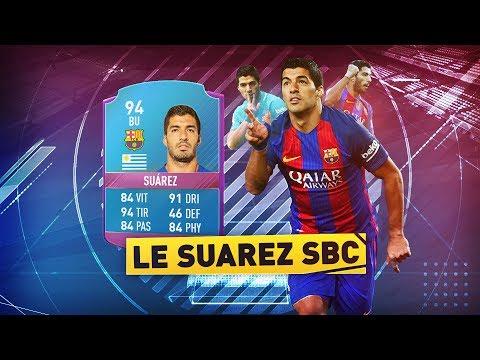 SUAREZ SBC ET MARLOS MOTM - FIFA 17 Ultimate Team