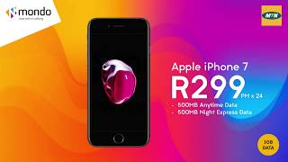 Kick Off 2020 With Mondo And Mtn Deals From R299pm Youtube