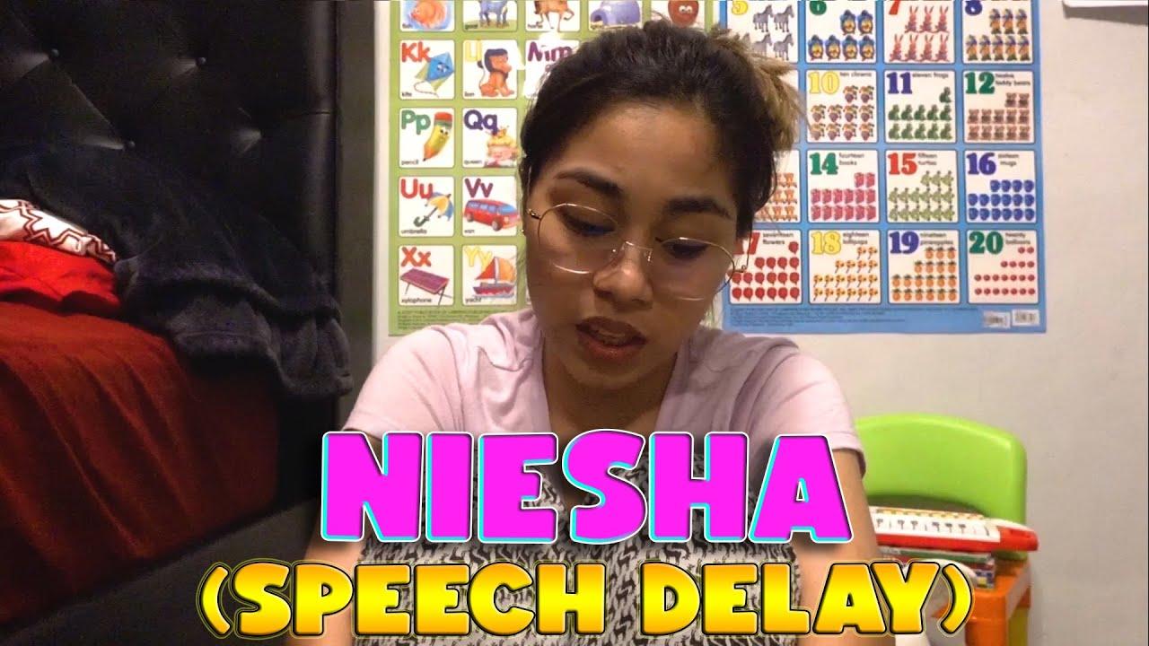NIESHA SPEECH DELAY (BAKIT NGA BA?) | RANA HARAKE