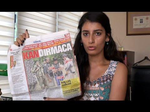 Takvim gazetesinin 'canlı bomba' dediği sekreter: Büyük bir iftiraya uğradım