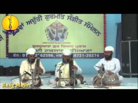 Jawaddi Taksal : Bhai Baljit Singh & Bhai Gurmeet Singh ji Delhi Vale : Raag Majh : AGSS 2014