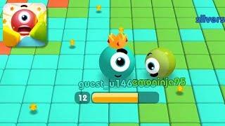 JumpBall.io - Gameplay Trailer (iOS)
