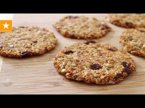 Овсяное печенье от Мармеладной Лисицы. Печенье без сахара, без муки, без яиц