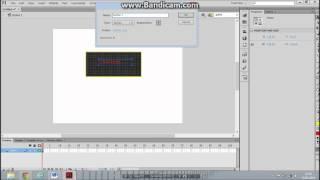 Adobe Flash CS6 - How to make a Rollover Button
