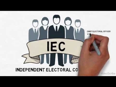 What is the Independent Electoral Commission (IEC)?