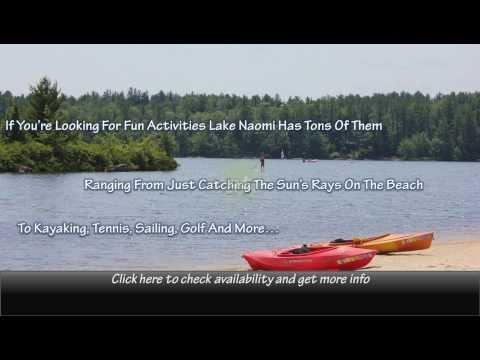 Feels Like Heaven Lake Naomi Poconos PA