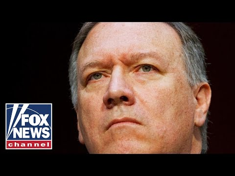Lawmakers grill Pompeo on Trump-Putin summit
