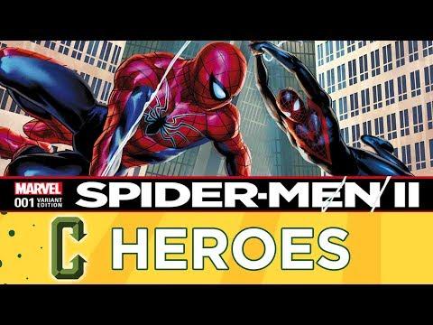 Spider-Men II #1 & More: Comic Book Pull List - Collider Heroes
