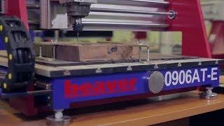 Фрезерный станок с ЧПУ Beaver 0906AT