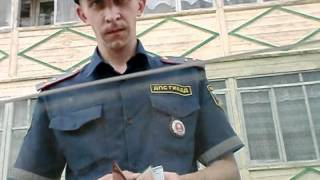 ИДПС Таштагол.Тонировка 09.06.2012.(, 2012-06-29T04:08:57.000Z)