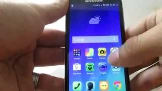 root Lenovo S820 Android Kitkat
