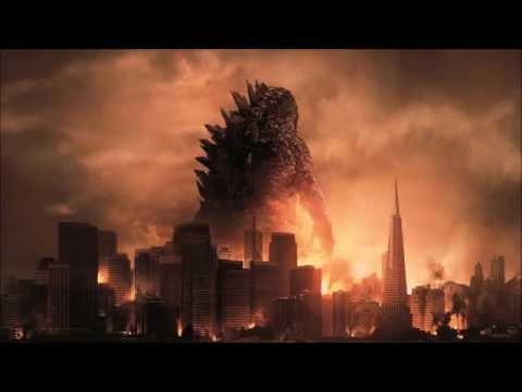 GODZILLA 2014 OST - Ending Credits