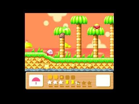 Let's Play Kirby's Dream Land 3 #03 - Oceanside