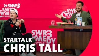 Chris Tall im Live-Talk mit Kemal Goga
