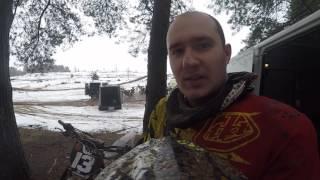 Тренировка с SSMXTeam ., Мартиросян и №43,погода жесть