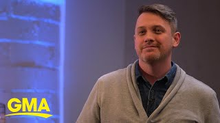 Michael Arden performs 'Out There' from 'The Hunchback of Notre Dame'