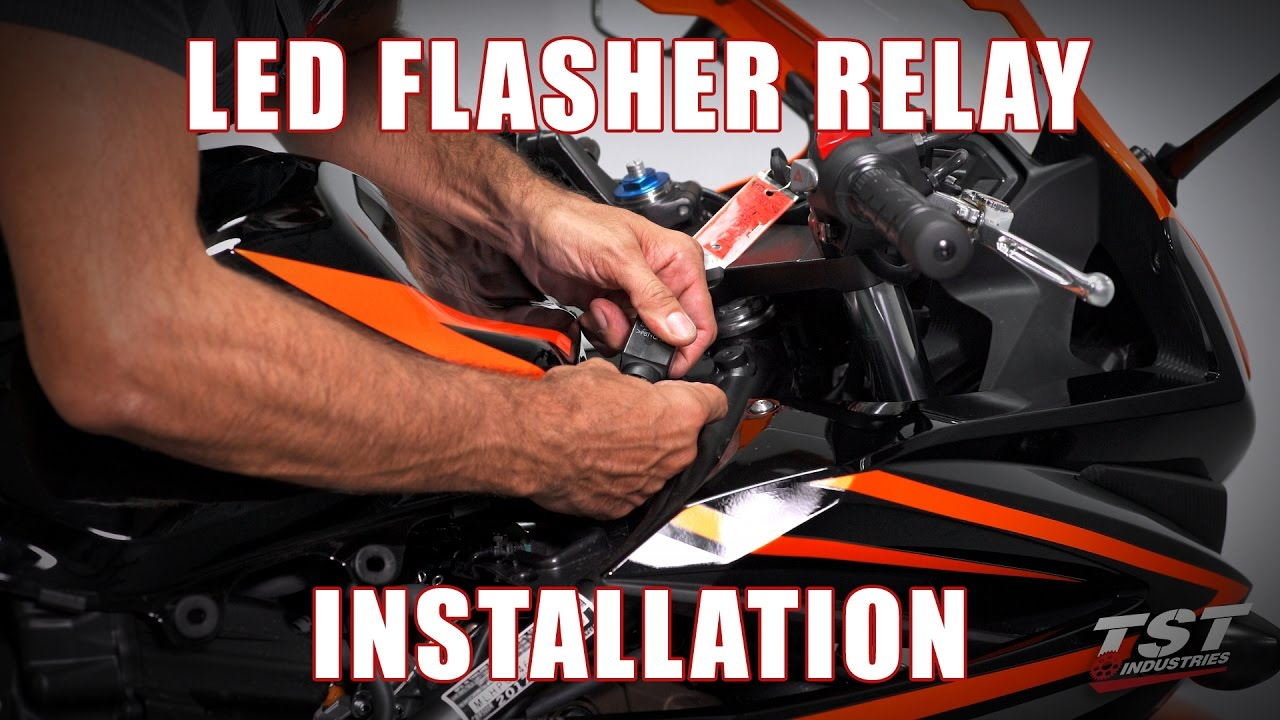 how to install an led flasher relay on a 2016 honda. Black Bedroom Furniture Sets. Home Design Ideas