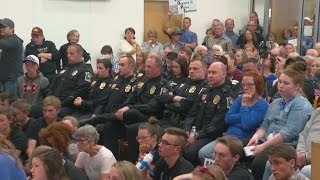 Forest Lake City Council Votes To Disband Police Department