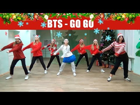 BTS (방탄소년단) - GOGO (고민보다 GO) cover by X.EAST