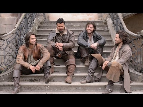 New villain and story arcs  The Musketeers: Series 2  BBC One