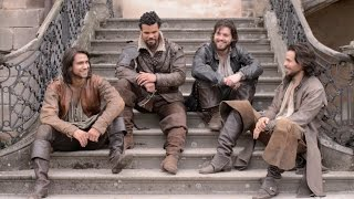 New villain and story arcs - The Musketeers: Series 2 - BBC One