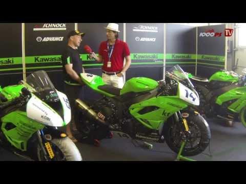 Kawasaki Ninja ZX-6R Tuning | IDM Superbike mit Roman Stamm