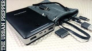 RAVPower Deluxe 13000mAh Power Bank Review