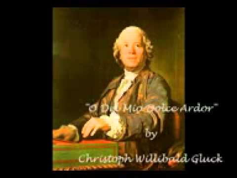 O Del Mio Dolce Ardor by Christoph Willibald Gluck Instrumental