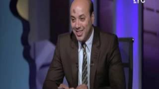 بالفيديو.. أحمد عبدالعزيز: سعد الصغير سبب رحيلى من 'المحور'
