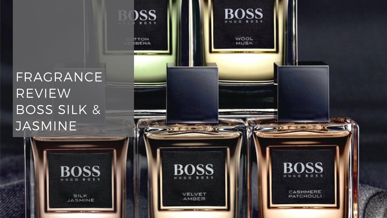 Fragrance Review Boss Collection Silk Jasmine Art Of Fragrance