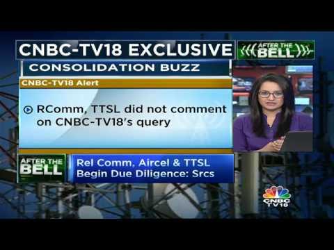 Rel Comm, Aircel & Tata Tele Talk Merger