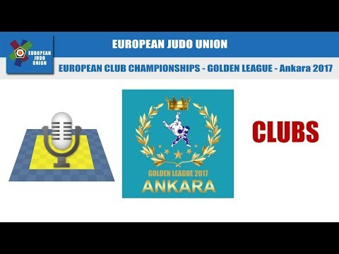 European Club Championships - Golden League - Ankara 2017