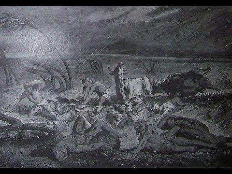 Daily Visual Bible: Exodus 9: Livestock, Boils and Hail Pharaoh